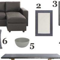 Déco : notre sélection tout en nuances de gris