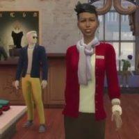 Un trailer officiel en français pour Les Sims 4 Au travail