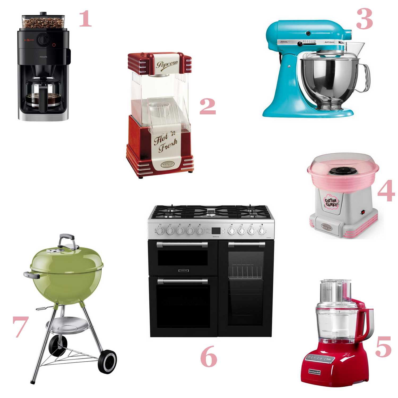 7 cadeaux pour Mamans folles de cuisine