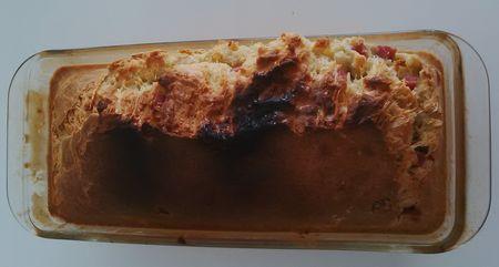 Cake salé