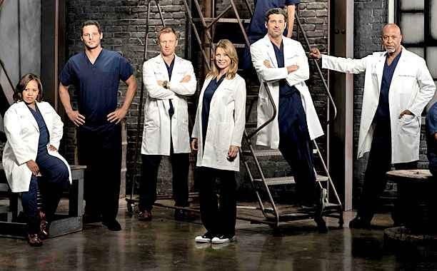 Grey's Anatomy S11