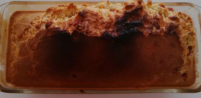 Recette Cake Sal Ef Bf Bd Jambon Emmental