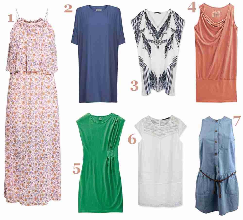 7 robes tendance et écolos