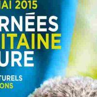 Journées Aquitaine Nature du 20 au 24 mai 2015