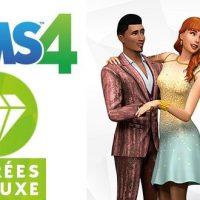 [Test] Les Sims 4 Soirées de Luxe