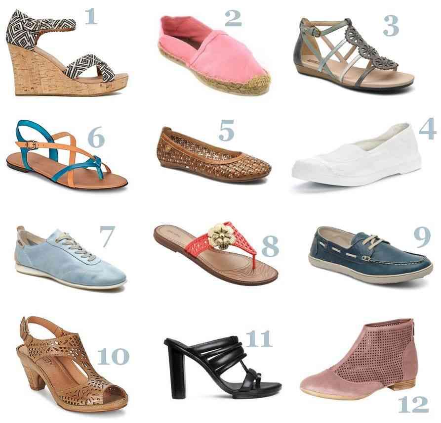 Sélection chaussures tendance et écolo