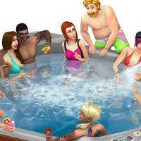 Les Sims 4 Ambiance patio bientôt disponible