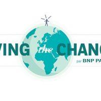 Living the Change illustre l'évolution de notre société