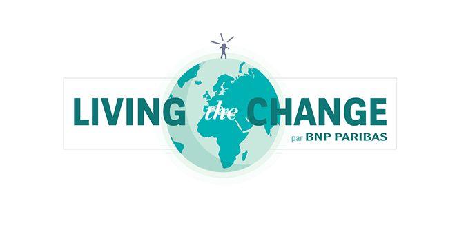 Image à la une Living the Change illustre l'évolution de notre société