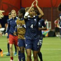 Merci les Bleues pour votre parcours en Coupe du Monde!