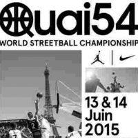 Tournoi de streetball à Paris (13-14 juin 2015)