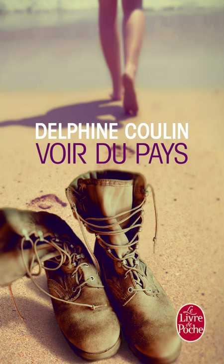 Voir du pays - Delphine Coulin couverture
