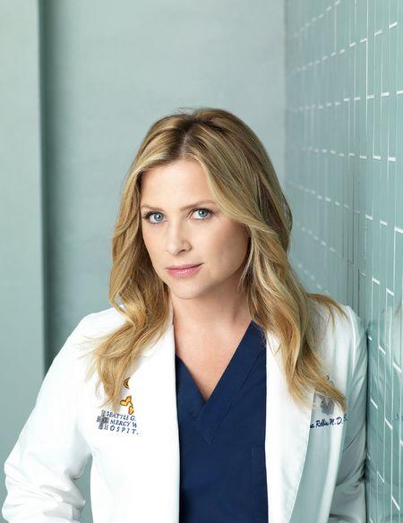 Arizona Grey's Anatomy