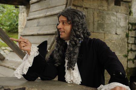 Besançon comédien (C) DAVID LEFRANC