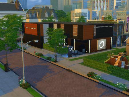 Capture Les Sims 4 détente spa 12