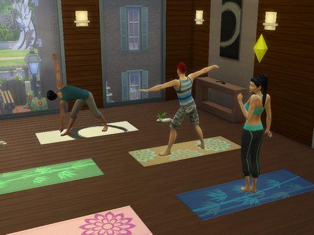Capture Les Sims 4 détente spa 5