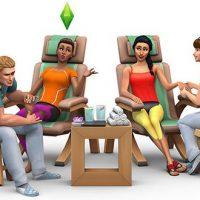 EA Games annonce Les Sims 4 Détente au spa