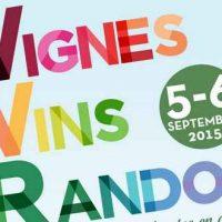 Vignes, vins, randos 12ème édition, les 5 et 6 septembre
