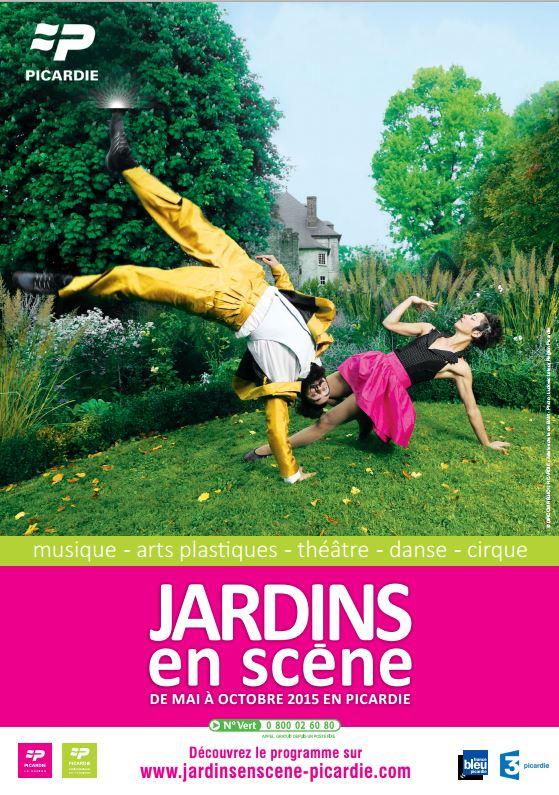 Jardins en Scène Picardie 2015