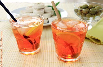 Le cocktail de l'été le spritz