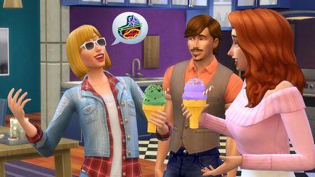 Les Sims 4 En cuisine 1