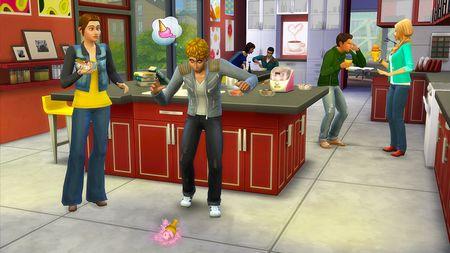 Les Sims 4 En cuisine 2