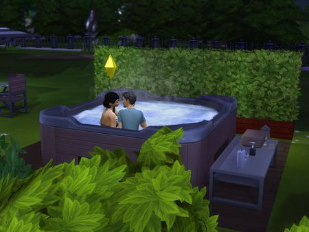 [Test] Les Sims 4 Ambiance patio