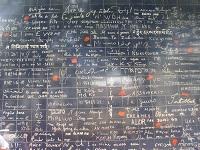 Le mur des Je t' aime