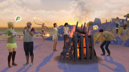 Les Sims 4 Vivre ensemble 4