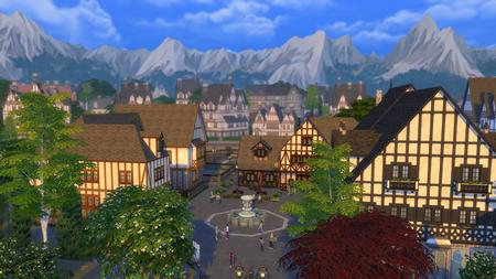 Les Sims 4 Vivre ensemble 5