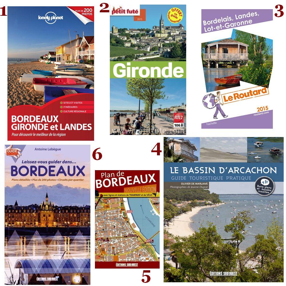 Sélection guides 10 choses à voir faire à Bordeaux