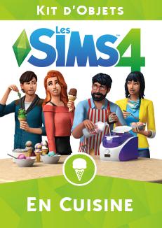 Kit d'objets Les Sims 4 En cuisine