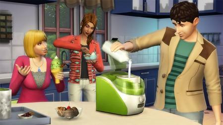 Les Sims 4 En cuisine 1a