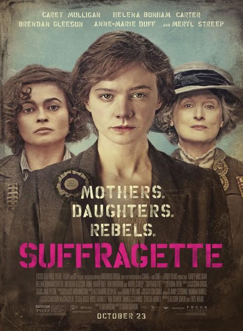 Les Suffragettes BD