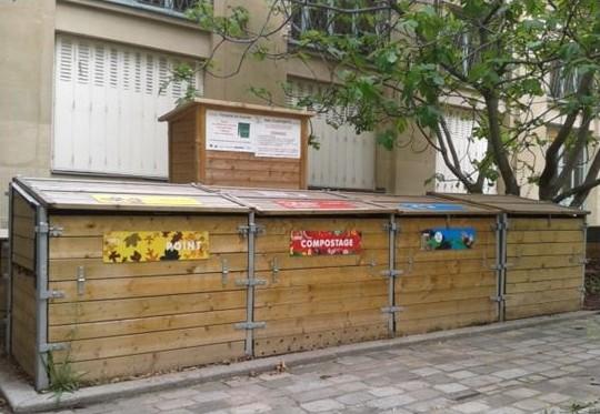 Compost à Paris 2