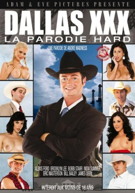 Dallas XXX, la parodie hard