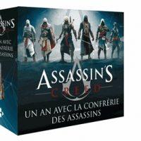Assassin's Creed 366 jours par an : l'éphéméride plus fort que les jeux vidéo