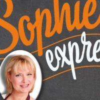 Sophie Express – 150 recettes en 15 minutes chrono, cuisson comprise !