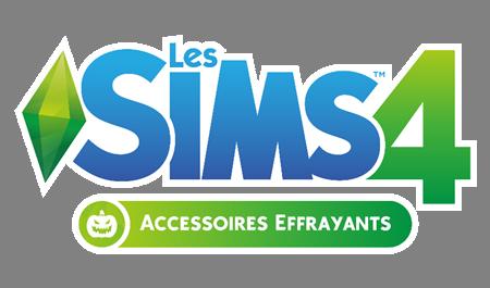 Les Sims 4 Accessoires effrayants
