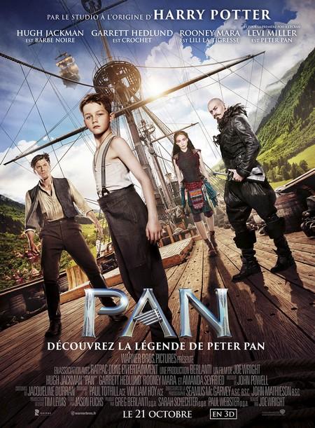 Pan affiche BD