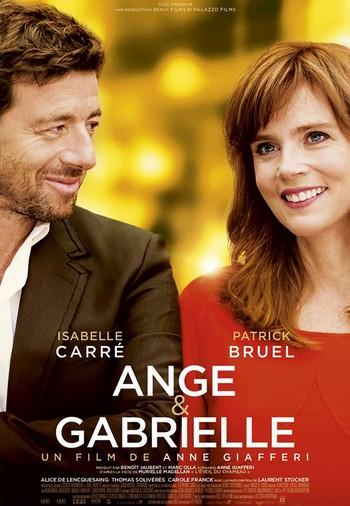 Affiche Ange et Gabrielle 2