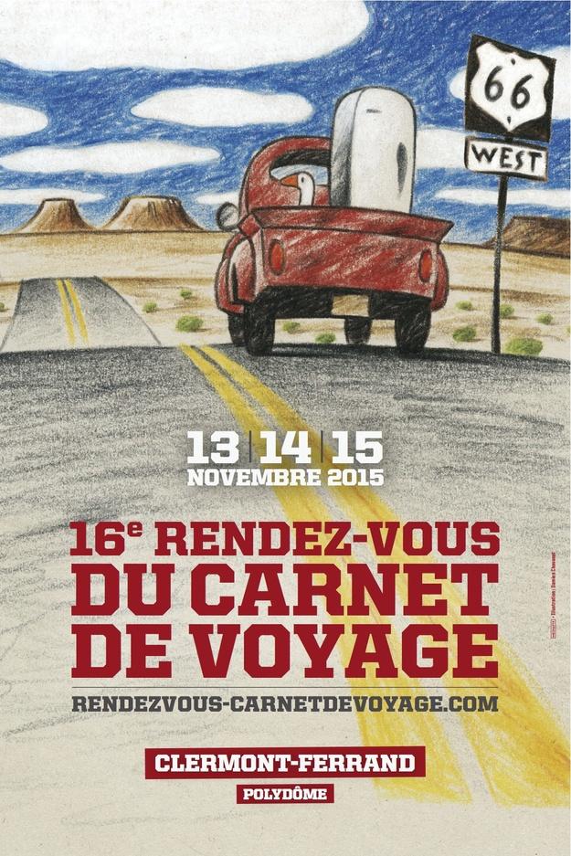 Carnets de voyage à Clermont-Ferrand