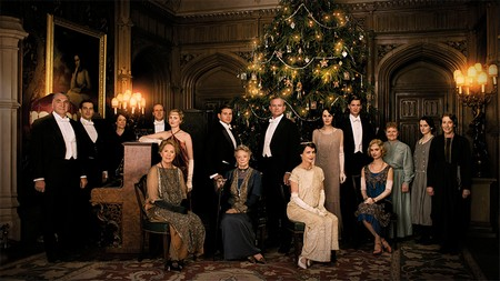 Downton Abbey Noël 2015