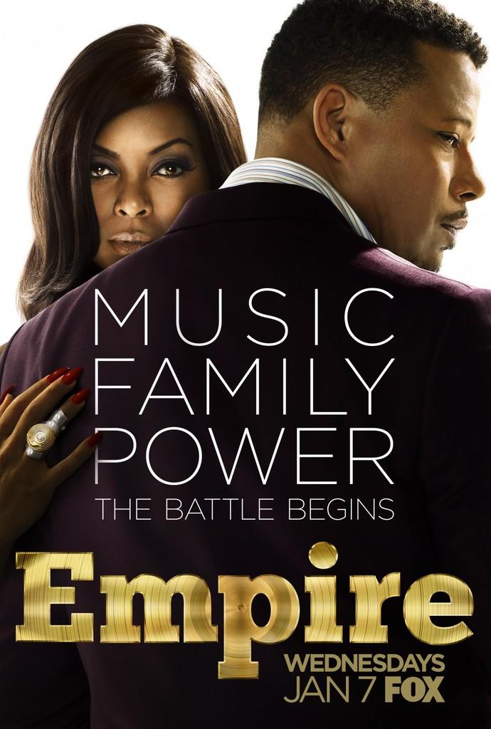 Empire saison 1 poster