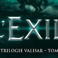 La trilogie Valisar – Tome 1. L'exil – Fiona McIntosh