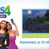Les Sims 4 Vivre Ensemble : les groupes
