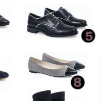 Nos indispensables chaussures de cet hiver