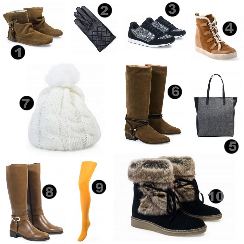 Sélection shopping André 3