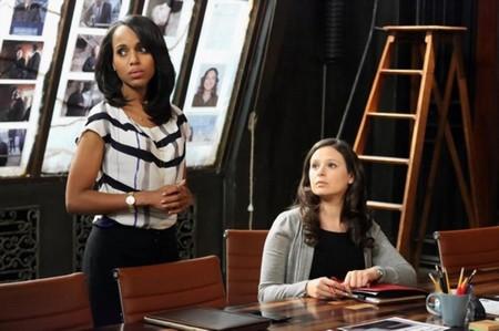 Scandal Olivia et Quinn