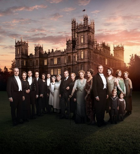 downton abbey saison 6